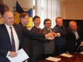 В Днепропетровском облсовете создана коалиция без Оппозиционного блока