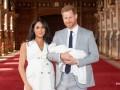 Сын Меган Маркл и принца Гарри занялся благотворительностью