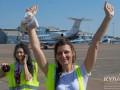 Аэропорт Киев откликнулся на вызов Ice Bucket Challenge (фото, видео)