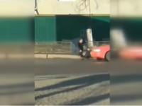 В Одессе водитель сбил мужчину, оттащил его на тротуар и уехал
