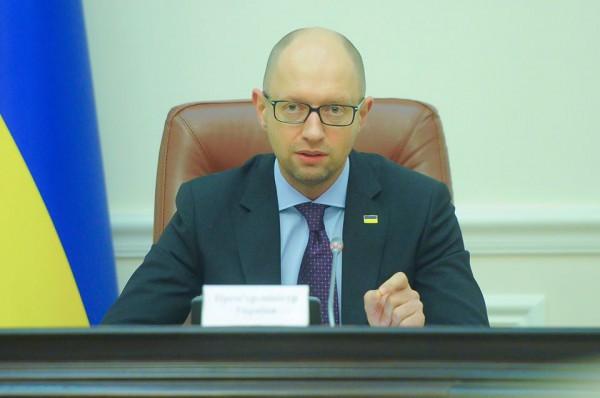 Страна будет независимой отпоставок русского газа— Яценюк