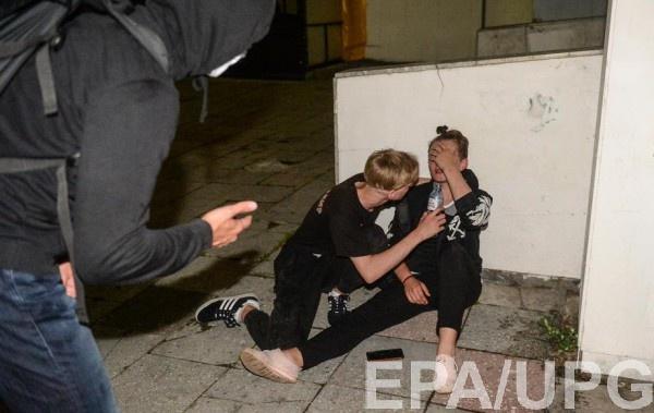 В Беларуси силовики избивают людей