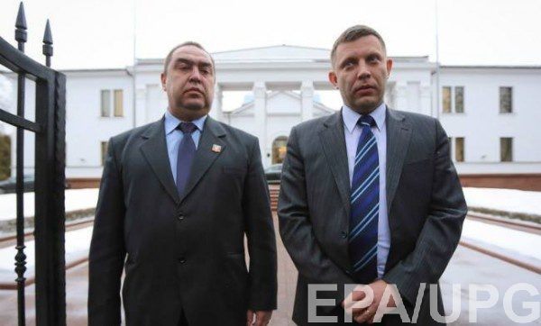 Главари самопровозглашенных республик подписали решение о разведении сил и средств