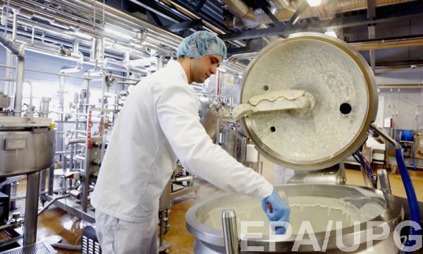 Молокозавод Roshen намерен начать поставки в ЕС до конца года