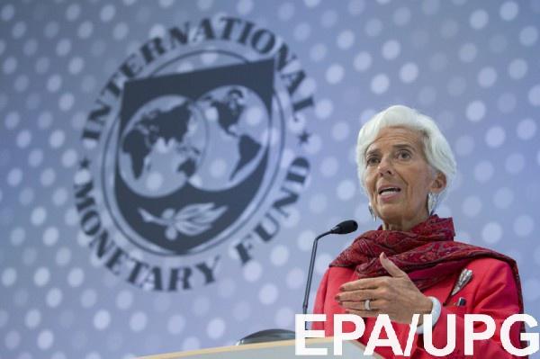 Украина тесно сотрудничает с МВФ
