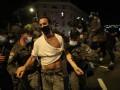 В Израиле полиция задержала протестующих