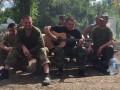 Бойцы АТО поют песни Скрябина в перерыве между боями