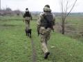 Возле КПВВ Гнутово найден схрон с гранатами и тротилом