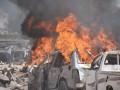 В Сирии на границе с Турцией произошел теракт,  десятки жертв