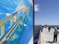 Крымский мост вызвал у Азарова зависть и восхищение