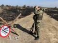 В Житомирской области военный избил водителя и угнал машину