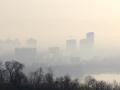 Киев стал городом с самым грязным воздухом на планете