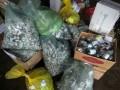 Возле Запорожья выявили свалки с тоннами медицинских отходов