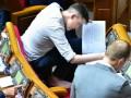 Савченко заметили в Раде босой