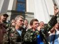 Украинские ветераны-силовики создают спецподразделение Хорт