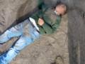 В Черкассах мужчина ел землю на глазах у патрульных