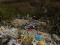 В Тернопольской области на мусорной свалке нашли тело младенца