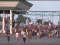 Появилось новое видео прорыва Саакашвили через границу