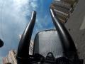 В Киеве на Позняках водитель легковушки напал на велосипедиста