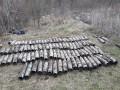 На Луганщине на территории турбазы нашли склад снарядов