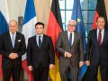 Главы МИД нормандской четверки обсудят миссию ООН на Донбассе