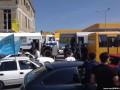 ОМОН задержал около 60 участников автопробега в Симферополе