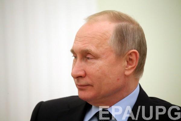 Путин болеет