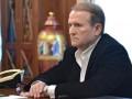 Путин и Медведчук обсудили обмен пленными
