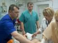 В больнице Мечникова прооперировали 7 раненых у Авдеевки бойцов