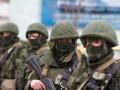 В Крыму вооруженные лица без опознавательных знаков начали рыть окопы