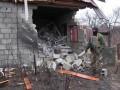 Жилые районы Водяного попали под минометный обстрел