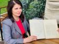 Нардеп Фриз написала заявление в СБУ на помощника Президента Ермака