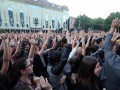 В Грузии посадили лидера протестов