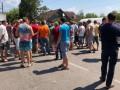 Протестующие перекрыли дорогу на Буковель