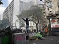 Макрон осудил беспорядки в Париже