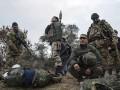 Карта АТО: потерь нет, уменьшилось количество провокаций боевиков