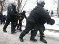 Полиция отпустила почти всех участников драки возле Соломенского суда