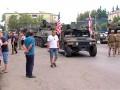 Бронетранспортеры США проехали через четыре города Грузии
