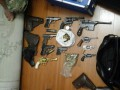 В доме экс-чиновника времен Януковича нашли арсенал оружия