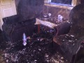 В Житомирской области в доме сгорели три человека