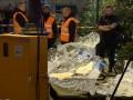 В Люксембурге ребенок погиб при падении ледяной статуи
