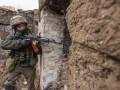 Карта АТО: пятеро украинских военных получили ранения в зоне боев
