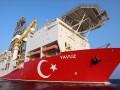 Турция отправила еще один корабль на буровые работы в Средиземном море