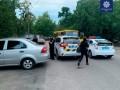 В Киеве задержали молодых людей, угнавших