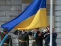 Порошенко поднял украинский флаг над Софийской площадью