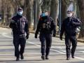 Полиция составила более трех тысяч протоколов на нарушителей карантина