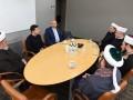 Зеленский встретился с лидерами мусульман в Украине