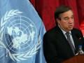 Генсек ООН сделал заявление по эскалации в Сирии