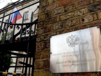 Британия и РФ начали переговоры о дипмиссиях - СМИ