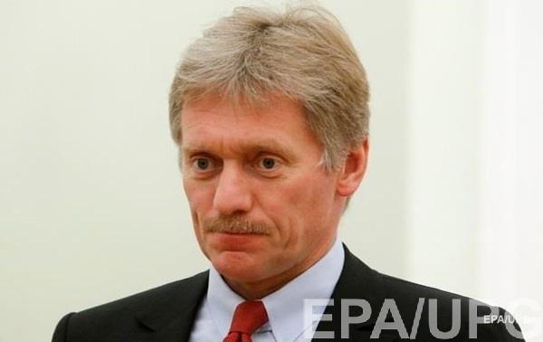Песков отказался овтечать на вопрос о Сенцове